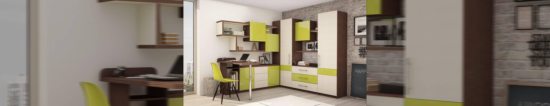 """Мебель для подростка """"Ancona"""""""